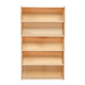 Wood Designs Bookcases and Book Storage