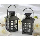 Luminous Mini-Lantern Tea Light Holder (Set of 8)