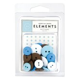 Round Buttons Variety Pack
