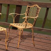 Innova Hearth and Home Patio Dining Chairs