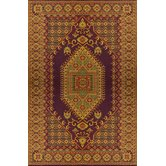 Oriental Turkish Rust Rug