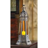 Moroccan Tower Iron Lantern