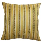 Lakesha Stripes Throw Pillow