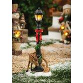 Evergreen Flag & Garden Holiday Lighting