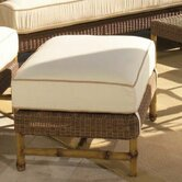 Whitecraft Patio Ottomans
