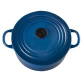 Cast Iron Round French Oven Magnet