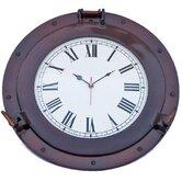 Handcrafted Nautical Decor Clocks