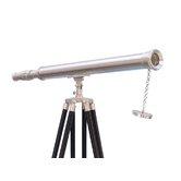 Handcrafted Nautical Decor Telescopes