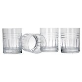 Tempo Double Old Fashioned Glass (Set of 4)