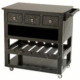Stein World Serving Carts