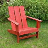 International Caravan Adirondack Chairs