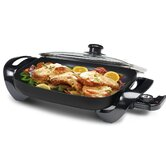 Elite by Maxi-Matic Electric Grills & Skillets