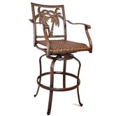 Hospitality Rattan Patio Bar Stools