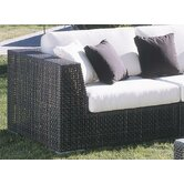 Hospitality Rattan Patio Lounge Chairs
