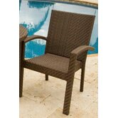 Hospitality Rattan Patio Dining Chairs