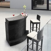 dCOR design Patio Bar Sets
