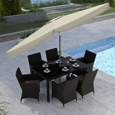 dCOR design Patio Umbrellas