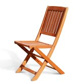 Glaser Folding Dining Side Chairs (Set of 2)
