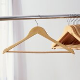 Wayfair Basics Non-Slip Vinyl Hanger (Set of 24)
