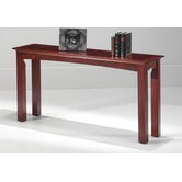 Flexsteel Contract Sofa & Console Tables