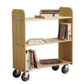 Diversified Woodcrafts Book Carts