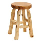 Fireside Lodge Accent Stools