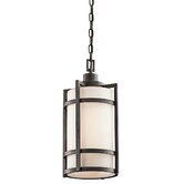Camden 1 Light Outdoor Hanging Lantern