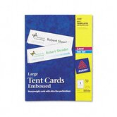 Avery Consumer Products Tent Cards