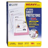 C-Line Products, Inc. Sheet Protectors