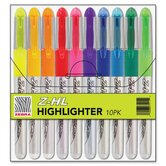 Zebra Pen Corporation Highlighters
