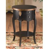 AA Importing End Tables