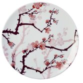"Cherry Ink 7.75"" Side Plate"