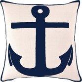 Fresh American Admiral Throw Pillow