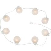 Mesh Lantern String Lights