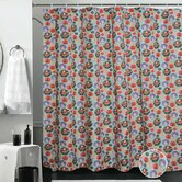 Violet Linen Shower Curtains