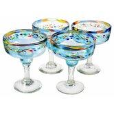 Del Sol Margarita Glass (Set of 4)