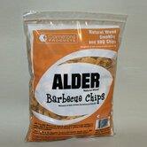 BBQ Chips Alder (2 lb) (Set of 2)