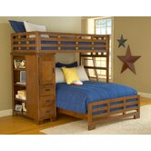 American Woodcrafters Bunk Beds & Loft Beds
