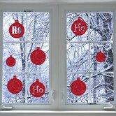 Christmas 2013 Ho Ho Ho Window Sticker