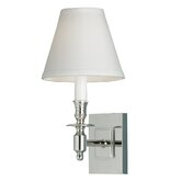 Weston 1 Light Wall Sconce