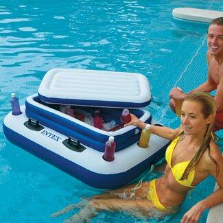 <strong>Intex</strong> Mega Chill Pool Cooler