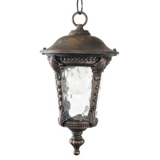 Melissa Kiss Series 1 Light Outdoor Hanging Lantern Wayfair Supply