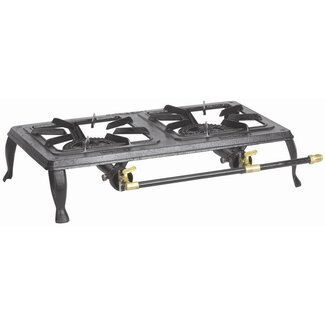 Stansport Double Burner Cast Iron Stove | Wayfair