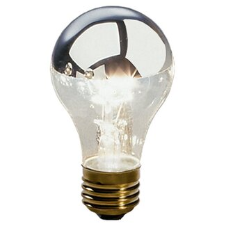 robert abbey single silver tip light bulb wayfair supply. Black Bedroom Furniture Sets. Home Design Ideas