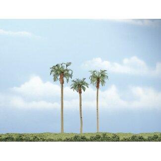 Woodland Scenics Royal Palm Trees (Set of 3)