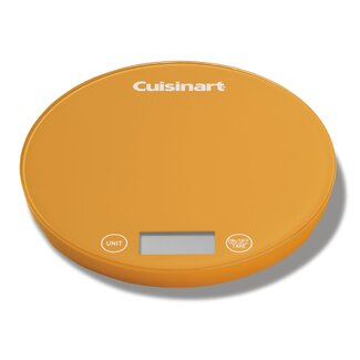 <strong>Cuisinart</strong> DigiPad™ Round Digital Kitchen Scale