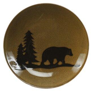 Woodland River Bear Stoneware