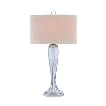 Catalina Lighting 31 H Table Lamp With Oval Shade