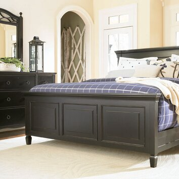 Universal Furniture Summer Hill Panel Customizable Bedroom Set Reviews Wayfair
