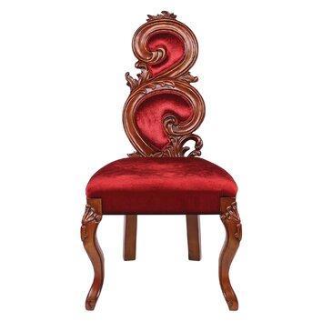 Design Toscano Renaissance Accent Side Chair Amp Reviews
